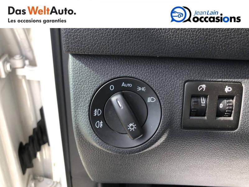 Volkswagen Caddy Van CADDY VAN 2.0 TDI 102 BVM5 BUSINESS LINE PLUS 4p Blanc occasion à La Motte-Servolex - photo n°19