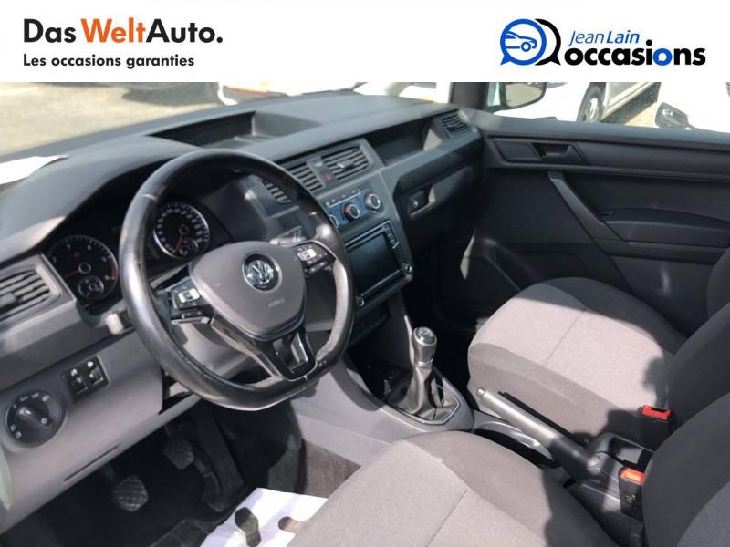 Volkswagen Caddy Van CADDY VAN 2.0 TDI 102 BVM5 BUSINESS LINE PLUS 4p Blanc occasion à La Motte-Servolex - photo n°11