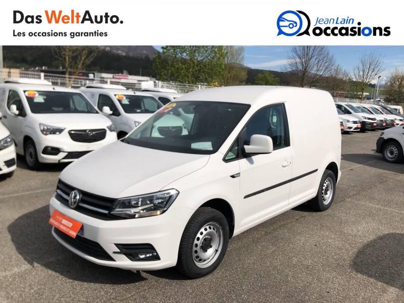 Volkswagen Caddy Van CADDY VAN 2.0 TDI 102 BVM5 BUSINESS LINE PLUS 4p Blanc occasion à La Motte-Servolex