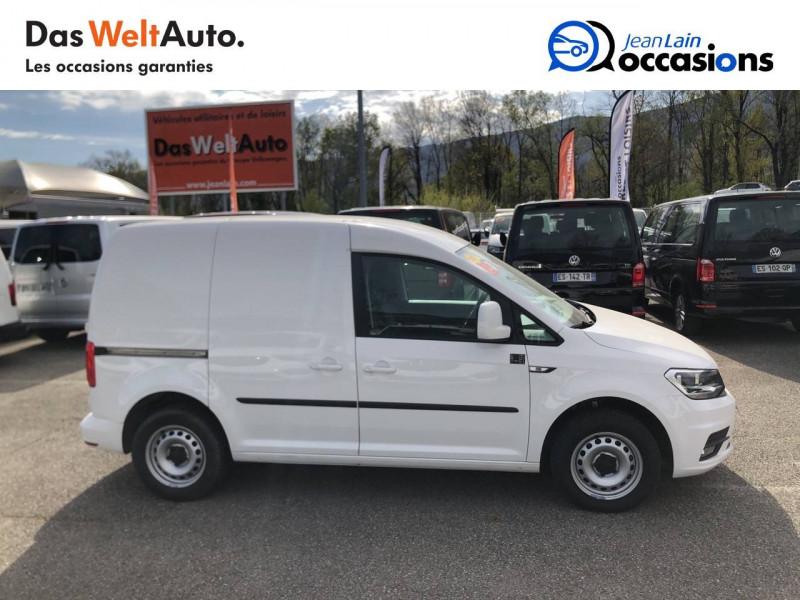 Volkswagen Caddy Van CADDY VAN 2.0 TDI 102 BVM5 BUSINESS LINE PLUS 4p Blanc occasion à La Motte-Servolex - photo n°4