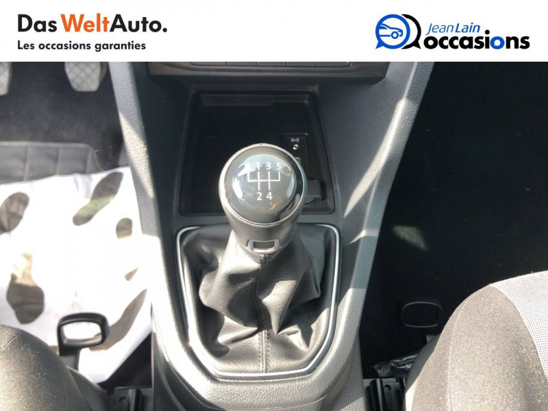 Volkswagen Caddy Van CADDY VAN 2.0 TDI 102 BVM5 BUSINESS LINE PLUS 4p Blanc occasion à La Motte-Servolex - photo n°13