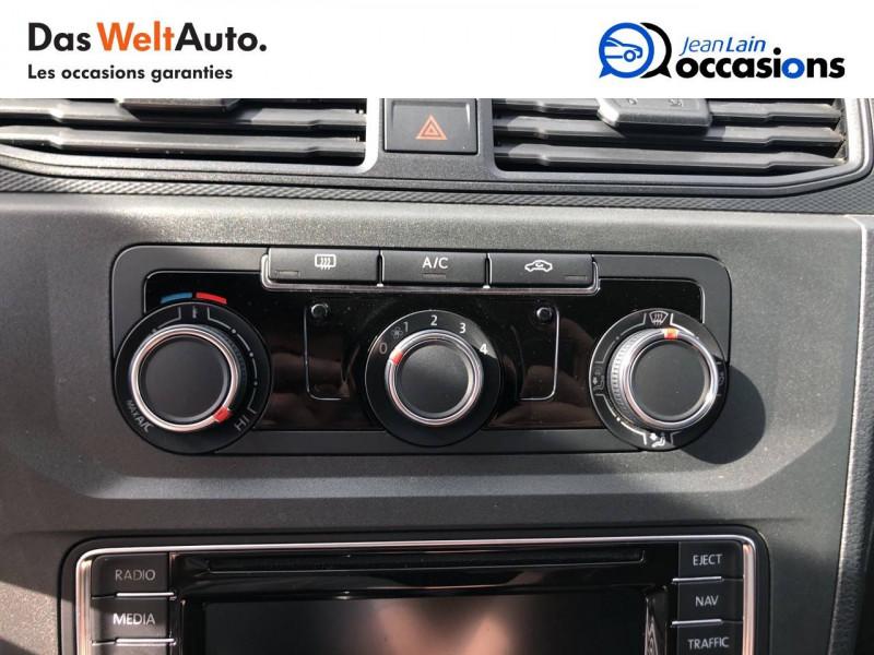 Volkswagen Caddy Van CADDY VAN 2.0 TDI 102 BVM5 BUSINESS LINE PLUS 4p Blanc occasion à La Motte-Servolex - photo n°14