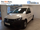 Volkswagen Caddy Van CADDY VAN 2.0 TDI 75 BVM5 TYPE FEEL EDITION 4p Blanc à Voiron 38