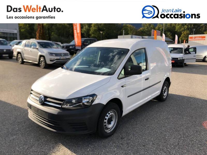 Volkswagen Caddy Van CADDY VAN 2.0 TDI 75 BVM5 TYPE FEEL EDITION 4p Blanc occasion à Seynod