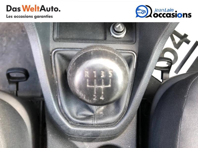 Volkswagen Caddy Van CADDY VAN 2.0 TDI 75 BVM5 TYPE FEEL EDITION 4p Blanc occasion à Seynod - photo n°13