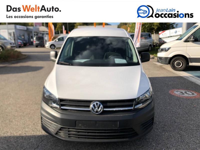 Volkswagen Caddy Van CADDY VAN 2.0 TDI 75 BVM5 TYPE FEEL EDITION 4p Blanc occasion à Seynod - photo n°2