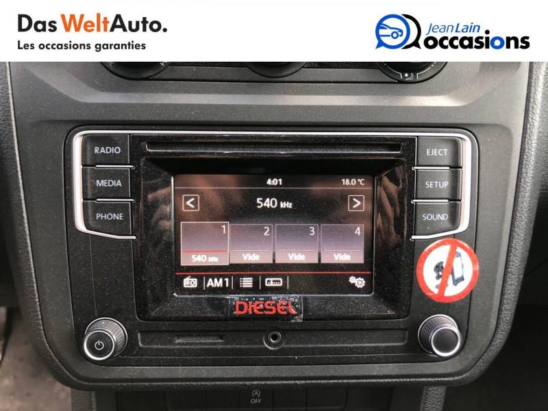 Volkswagen Caddy Van CADDY VAN 2.0 TDI 75 BVM5 TYPE FEEL EDITION 4p Blanc occasion à Seynod - photo n°15