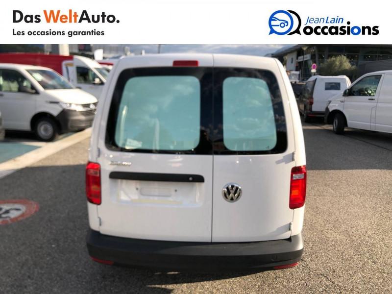 Volkswagen Caddy Van CADDY VAN 2.0 TDI 75 BVM5 TYPE FEEL EDITION 4p Blanc occasion à Seynod - photo n°6
