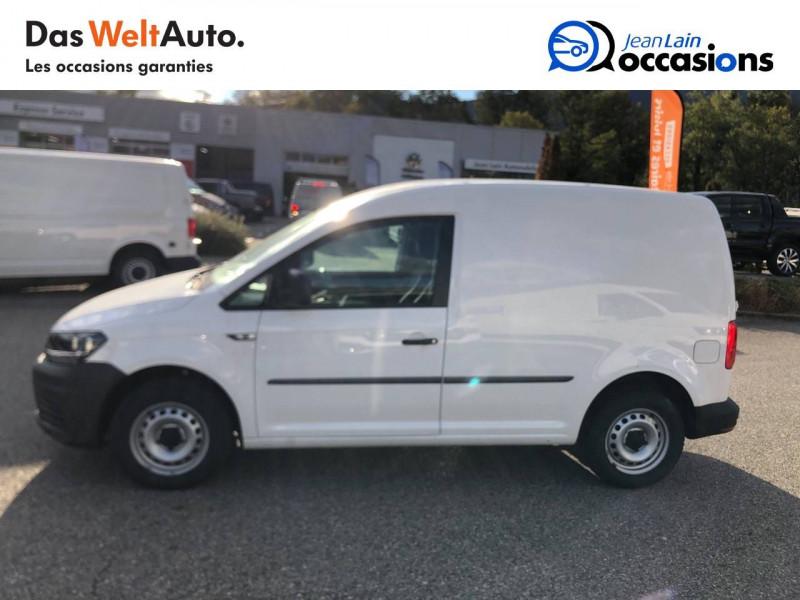 Volkswagen Caddy Van CADDY VAN 2.0 TDI 75 BVM5 TYPE FEEL EDITION 4p Blanc occasion à Seynod - photo n°8