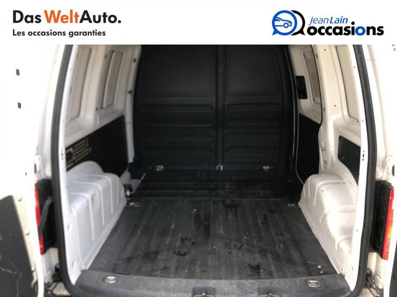 Volkswagen Caddy Van CADDY VAN 2.0 TDI 75 BVM5 TYPE FEEL EDITION 4p Blanc occasion à Seynod - photo n°10