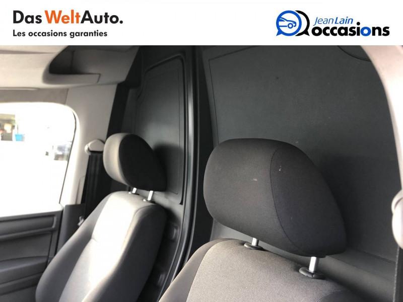 Volkswagen Caddy Van CADDY VAN 2.0 TDI 75 BVM5 TYPE FEEL EDITION 4p Blanc occasion à Seynod - photo n°17