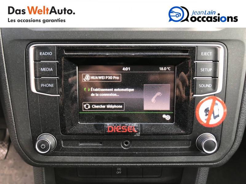Volkswagen Caddy Van CADDY VAN 2.0 TDI 75 BVM5 TYPE FEEL EDITION 4p Blanc occasion à Seynod - photo n°16