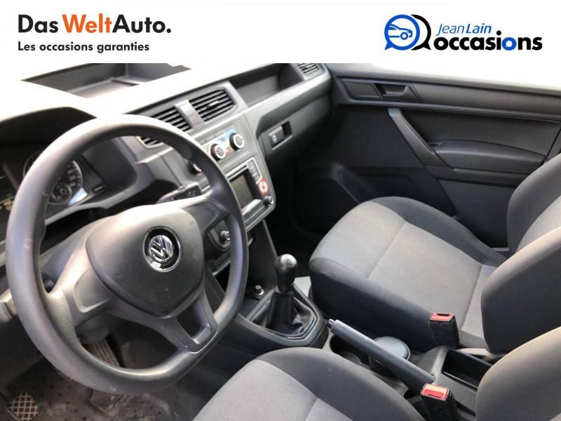 Volkswagen Caddy Van CADDY VAN 2.0 TDI 75 BVM5 TYPE FEEL EDITION 4p Blanc occasion à Seynod - photo n°11