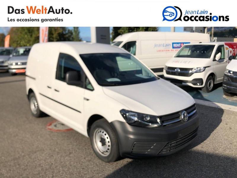 Volkswagen Caddy Van CADDY VAN 2.0 TDI 75 BVM5 TYPE FEEL EDITION 4p Blanc occasion à Seynod - photo n°3