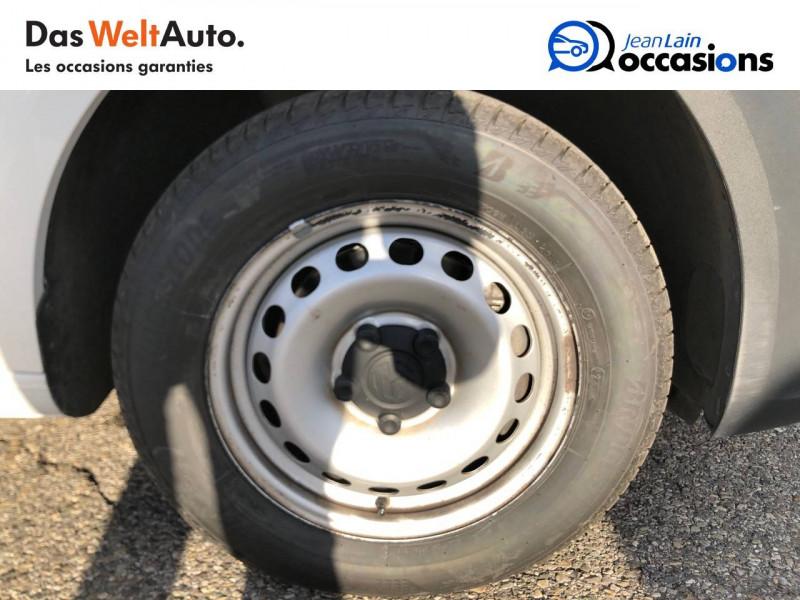 Volkswagen Caddy Van CADDY VAN 2.0 TDI 75 BVM5 TYPE FEEL EDITION 4p Blanc occasion à Seynod - photo n°9