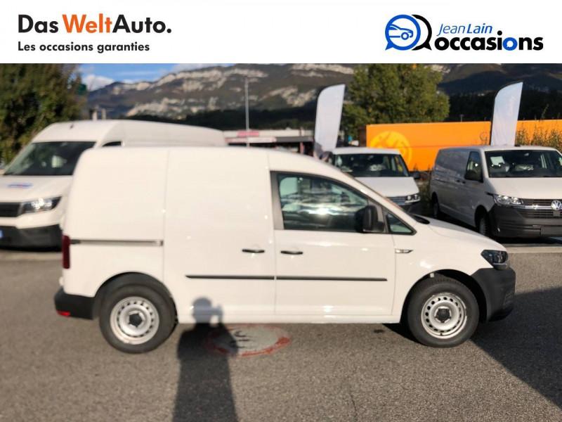 Volkswagen Caddy Van CADDY VAN 2.0 TDI 75 BVM5 TYPE FEEL EDITION 4p Blanc occasion à Seynod - photo n°4