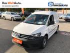 Volkswagen Caddy Van CADDY VAN 2.0 TDI 75 BVM5 TYPE FEEL EDITION 4p Blanc à Cessy 01