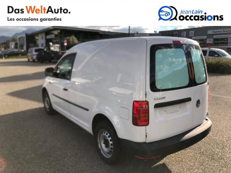 Volkswagen Caddy Van CADDY VAN 2.0 TDI 75 BVM5 TYPE FEEL EDITION 4p Blanc occasion à Seynod - photo n°7