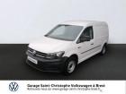 Volkswagen Caddy Van Maxi 2.0 TDI 102ch Business Line Blanc à Brest 29