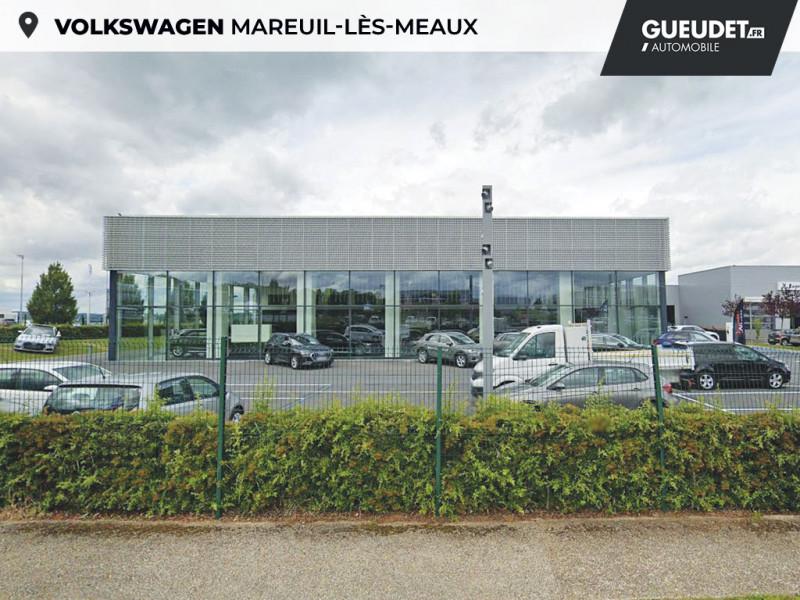 Volkswagen Caddy Van Maxi 2.0 TDI 102ch Business Line Blanc occasion à Mareuil-lès-Meaux - photo n°16
