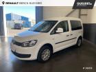 Volkswagen Caddy 1.6 TDI 102ch BlueMotion Technology Confortline Blanc à Berck 62