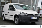 Volkswagen Caddy 1.6 TDI 75 Van Blanc à Brest 29
