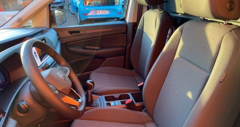 Volkswagen Caddy 2.0 TDI 102 BVM6 Blanc occasion à Bourgogne - photo n°7