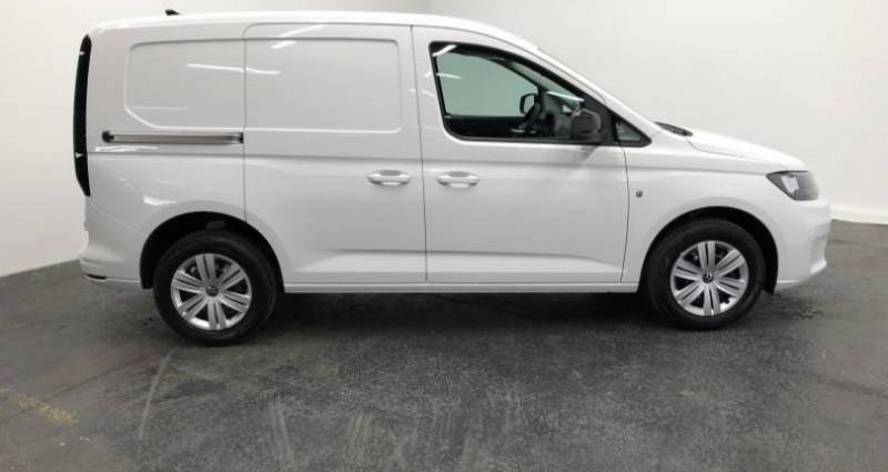 Volkswagen Caddy 2.0 TDI 102 BVM6 Blanc occasion à AHUY - photo n°2