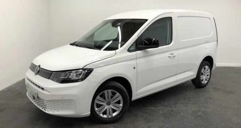 Volkswagen Caddy 2.0 TDI 102 BVM6 Blanc occasion à AHUY