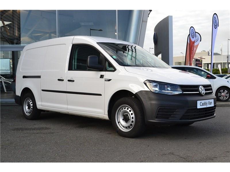 Volkswagen Caddy 2.0 TDI 102 Blanc occasion à Brest