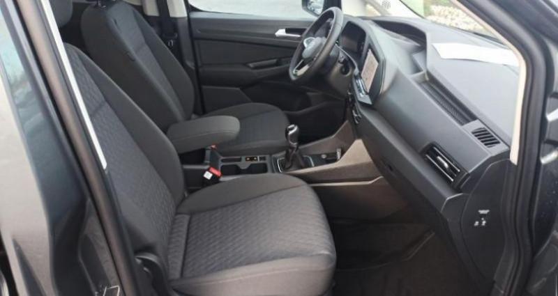 Volkswagen Caddy 2.0 TDI 122ch Life Gris occasion à La Rochelle - photo n°7