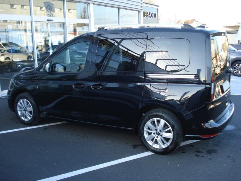 Volkswagen Caddy 2.0 TDI 122ch Life Noir occasion à Aurillac - photo n°18