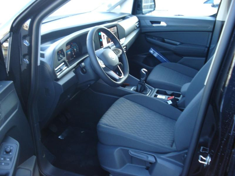 Volkswagen Caddy 2.0 TDI 122ch Life Noir occasion à Aurillac - photo n°10