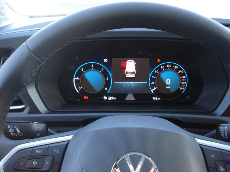 Volkswagen Caddy 2.0 TDI 122ch Life Noir occasion à Aurillac - photo n°9