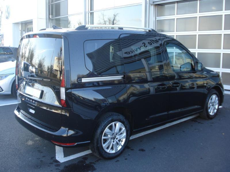 Volkswagen Caddy 2.0 TDI 122ch Life Noir occasion à Aurillac - photo n°16