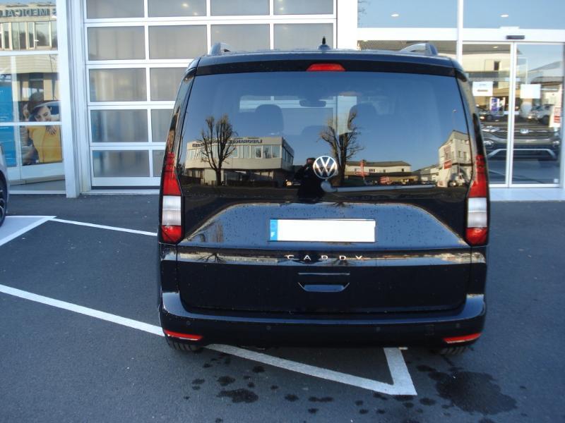 Volkswagen Caddy 2.0 TDI 122ch Life Noir occasion à Aurillac - photo n°17