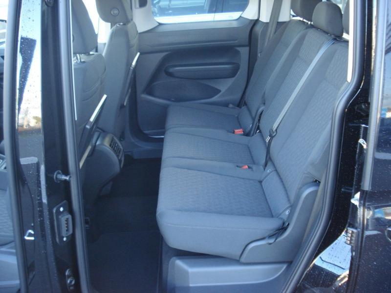 Volkswagen Caddy 2.0 TDI 122ch Life Noir occasion à Aurillac - photo n°11