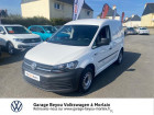 Volkswagen Caddy 2.0 TDI 75ch Business Line Blanc à Saint-Martin-des-Champs 29
