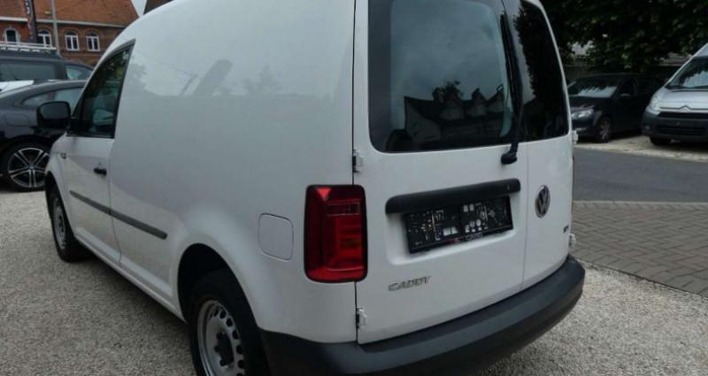 Volkswagen Caddy 2.0 TDI 75KW 1ste HAND - 1MAIN NETTO: 10.735 EURO Blanc occasion à Waregem - photo n°2