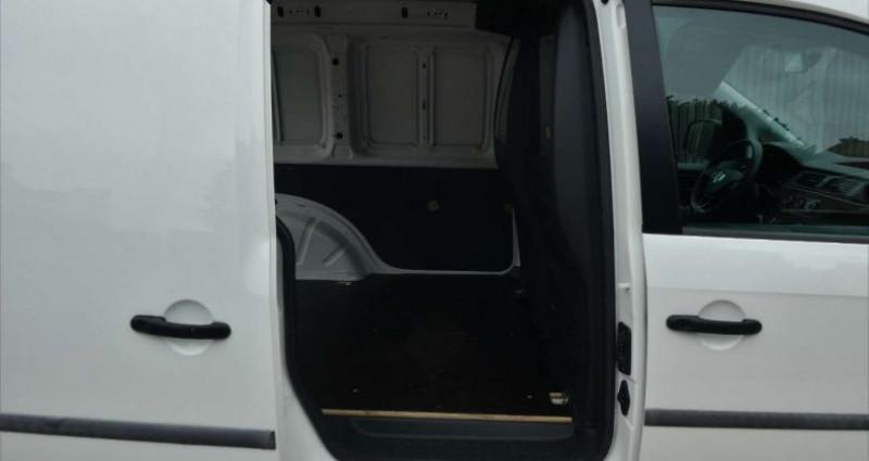 Volkswagen Caddy 2.0 TDI 75KW 1ste HAND - 1MAIN NETTO: 10.735 EURO Blanc occasion à Waregem - photo n°7