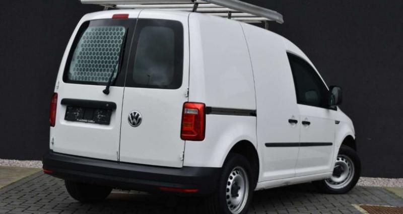 Volkswagen Caddy 2.0 TDi - Lichte Vrachtwagen Blanc occasion à NIEUWPOORT - photo n°3