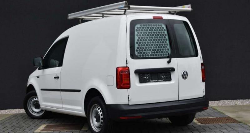 Volkswagen Caddy 2.0 TDi - Lichte Vrachtwagen Blanc occasion à NIEUWPOORT - photo n°4