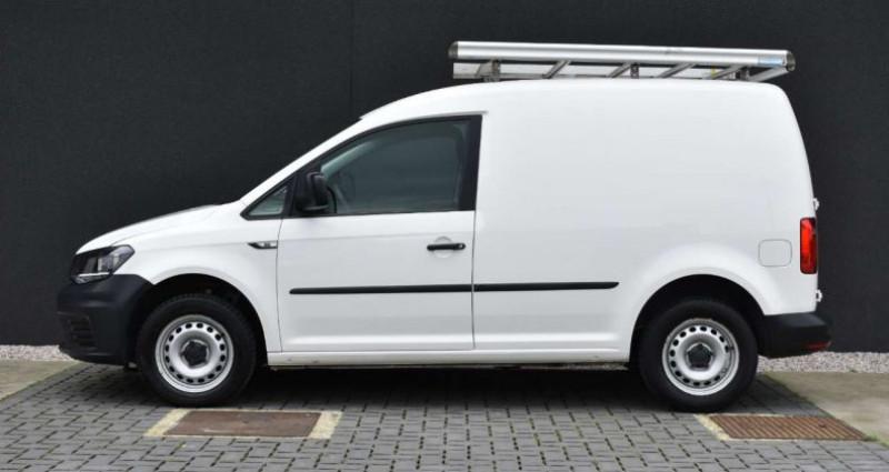 Volkswagen Caddy 2.0 TDi - Lichte Vrachtwagen Blanc occasion à NIEUWPOORT - photo n°5