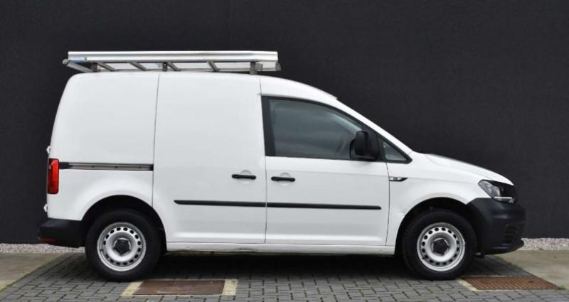 Volkswagen Caddy 2.0 TDi - Lichte Vrachtwagen Blanc occasion à NIEUWPOORT - photo n°6
