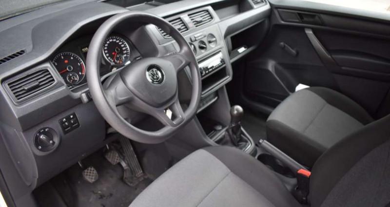 Volkswagen Caddy 2.0 TDi - Lichte Vrachtwagen Blanc occasion à NIEUWPOORT - photo n°7