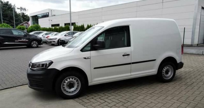 Volkswagen Caddy 2.0TDi 2pl. Trend AIRCO,BT,SCHUIFDEUR 11.000+BTW Blanc occasion à Kuurne - photo n°2