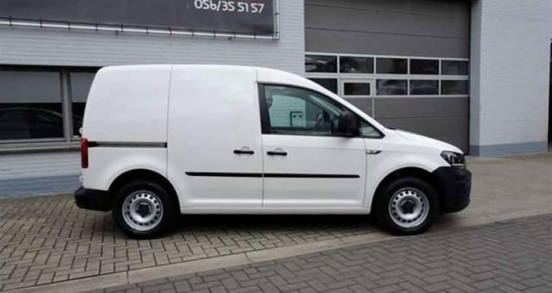 Volkswagen Caddy 2.0TDi 2pl. Trend AIRCO,BT,SCHUIFDEUR 11.000+BTW Blanc occasion à Kuurne - photo n°3