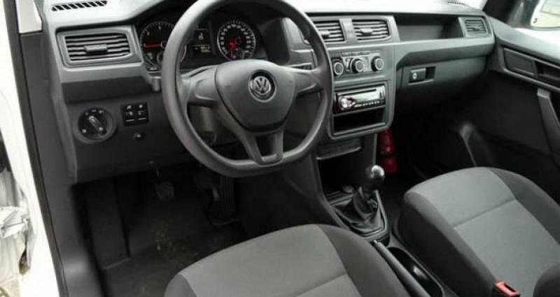 Volkswagen Caddy 2.0TDi 2pl. Trend AIRCO,BT,SCHUIFDEUR 11.000+BTW Blanc occasion à Kuurne - photo n°7