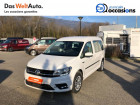 Volkswagen Caddy Caddy Maxi 2.0 TDI 102 Trendline 5p Blanc à Seynod 74