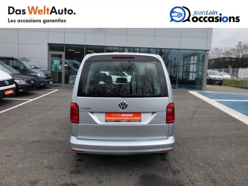 Volkswagen Caddy Caddy Maxi 2.0 TDI 102 Trendline 5p Gris occasion à Seynod - photo n°6